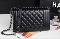 Wholesale 2016 fashion model european popular women bag girls luxury handbag shoulder bag pu ladies bag manufacturer factory