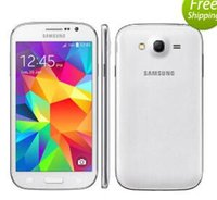 android phone gsm unlocked - Unlocked original Samsung Galaxy I9082 Mobile Phone GSM G WIFI GPS Dual sim cards MP Camera Refurbished Cell phone