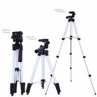 Compra Titular de soporte de la cámara-Profesional Protable Mini cámara soporte trípode Clip Soporte Soporte Monopod de aluminio flexible de trípode para Canon Nikon Sony