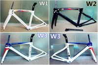 Wholesale 3 Models design of F8 WIGGINS carbon bike frames T1100 K road bike carbon frameset