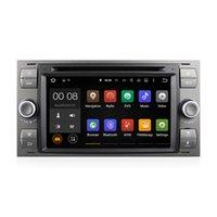 Système de périphérique multimédia de lecteur de radio DVD Android 5.1 RK3188 avec Wifi DAB CanBus pour Ford C-Max S-Max Kuga Fiesta Transit à partir de 2005
