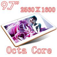 venda por atacado 9 inch tablet-PC da tabuleta de 10 polegadas Octa Core MTK android 5.1 telefonema de 4G LTE Sim dual da câmera 4GB + IP de 64GB IPS pad do GPS phablets comprimido mini PC 7