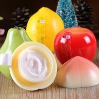 Wholesale g Cute Fruit Hand Cream Whitening Gift Firming Skin Moisturizing Exfoliate Moisture Health Brand Care Crema De Manos M01861
