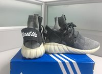 Wholesale Newest KITH X Consortium Tubular Doom Unisex Running Outdoor Shoes Sport Trainers Sneaker US Size