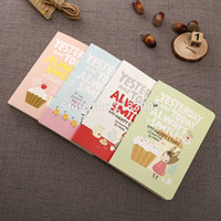 accounting week - Cute Notebook Red Hat Girl Agenda Week Plan Diary Day Planner Journal Record Stationery Office