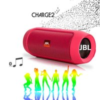Wholesale Have LOGO Charge2 bluetooth speakers Outdoor sports mini HIFI Portable Subwoofer Speaker Wireless Speaker For JBL Charge2