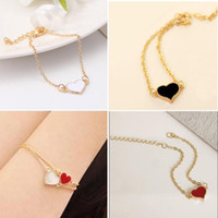 Wholesale Jewelry Sale Good Quality Colors Heart Bracelet For Woman New bracelets bangles factory Price HOT SL01