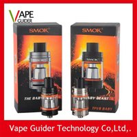 baby juice - Clone SMOK TFV8 BABY Beast Tank with ML e Juice Capacity Cute Baby TFV8 Atomizer Surprise Her DHL Free
