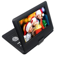 dvd inch digital achat en gros de-Vente en gros 10.1 pouces Portable DVD Player TFT LCD Multi Digital Media DVD Player Avec TV et jeu de fonction de soutien DVD / CD / MP4