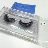 beautiful collection cottons - 3D mink eyelashes BEAUTY MINK COLLECTION False Lashes D Eyelashes Makeup beautiful Tools for