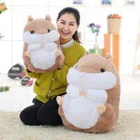 baby hamsters - hot sale cute stuffed plush hamster toy doll baby girl boy birthday gift creative cartoon
