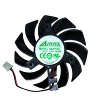 Wholesale Brand New EVEA Onda Graphics Card Cooling Fan APISTEK GA81S2U NNTB DC V A Diameter mm Pitch mm