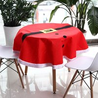 Wholesale Christmas Suit Table Cloth Tableware Mat Table Runner Tablecloth Desk Cover Bowl Heat Insulation
