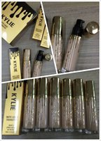 Wholesale Kylie liquid foundation Makeup Face Powder kylie Foundation professional matte foundation color DHL
