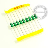 Yes aluminum color code - w color ring inductance kind color code inductor assorted kit
