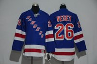 Boys authentic kids ryan - New York Rangers Youth Hockey Jerseys Jimmy Vesey Ryan Mcdonagh Royal Blue Home Stitched Kids Jersey Authentic Quality