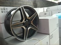 Wholesale MDD Benz SML inch J PCD ET Car Rims high quality Aluminum rims for SUV or sports car modification