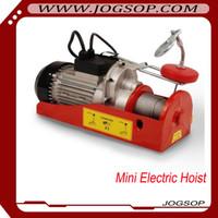 Wholesale Portable Electric Hoist kg V HZ Mini Electric Wire Rope Hoist