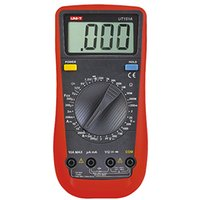 -40°C-1000°C automatic electrical - Digital Multimeters Modern Digital Multimeters UT151A UT515A UT151C UT151F MA gear with the function of automatic recovery function