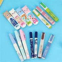 bear fountains - Cute Kawaii Cartoon Bear Correction Pen For Erasable Gel Pen Fountain Pen Office School Supplies