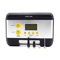 Wholesale Bigrids Multifunctional Air Compressor V with LCD Display Integrated Functions of Tire Inflator Car Battery Tester