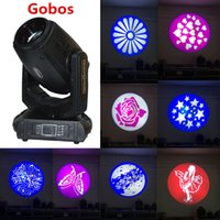 Wholesale NJ B350 R W Moving Head Beam Stage Light R Shappy three in one light for dj stage night club disco