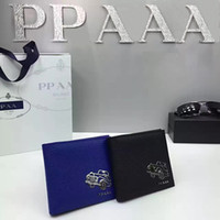 army purse - 2017 Multi style optional high end luxury brand wallets designer short wallet high quality fashion business pocket bag men purse