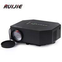 Wholesale UC30 Mini Portable Home HD LED Projector Lumens Multimedia Home Theater LCD Proyector Digital Projector Support HDMI VGA AV