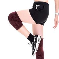bandaged ear - Knee Support Brace Leg Arthritis Injury Gym Sleeve Elasticated Bandage Pad Charcoal Knitted Elbow Knee Pads piece