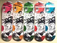 Wholesale San skateboard Pro skateboard New desgine cannadiam maple Hight quality