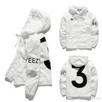 baseball jackets for men - YEEZUS Jacket Men KANYE WEST Hip Hop Windbreaker MA1 Pilot Men s Jacket Tour Baseball Supremo YEEZUS Jaqueta Masculina hoodies for men
