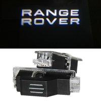 Wholesale LED car door welcome projector logo laser ghost shadow light for Land Rover Range Rover Evoque Discovery Freelander