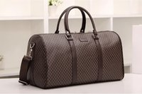 Wholesale New Arrivals Hot Sell women men messenger Totes bags Duffel travel bags luggages color for pick