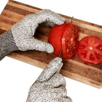 Wholesale Safety gloves protective gloves cut resistant Kitchen Gloves with Food Grade Level Hand Protection Light weight Work Gloves Safety Gloves