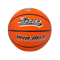 baby games for children - Winmax Hot Sale Outdoor Indoor Game Size Size Size Small Rubber Pelota Basketball Ball for Baby Child