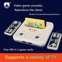 achat en gros de jeux vidéo classiques-Jeu vidéo Nes Classic 8 bits classique FC Game Subor D30 carte Home Console de jeux vidéo