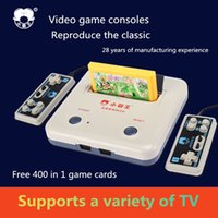 Supports TV classic video games - Video Game Nes Classic Bit classic FC Game Subor D30 Card Home Video Game Console