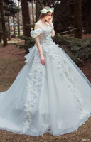 bella quinceanera dresses - Tiglily Sweet Dresses D Floral Off shoulder Sweetheart Masquerade Ball Gown Bella Appliques Romantic Princess Quinceanera dress