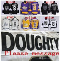 authentic sports store - Drew Doughty Hockey Jersey Authentic Cheap Embroidery Stitched Logos Jersey Not All sport Jerseys In Store