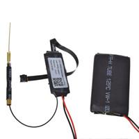HD Petit P2P Wifi Spy Camera Bricolage Mini Wifi Module Caméra Cachée Motion Activé Enregistreur Vidéo DV Caméscope pour IOS Android APP Remote View