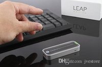 Wholesale Promotional Original Leap Motion Real D interaction Somatosensory Game controller mouse Gesture Motion Control for PC MAC