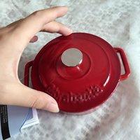 Wholesale Mini Porcelain Enamel Pot inch baby child pot internation degree