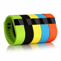 Wholesale TW64 Smart Bracelet Bluetooth Smart Wristbands smart watch Passometer Sleep Tracker Function for iphone ios android