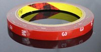 Wholesale 6mm m M Auto Truck Car Foam Double Sided Attachment Tape Adhesive