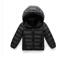 Wholesale 2016 Baby down jacket boys and girls baby winter children s clothing children s jacket year old light and light models