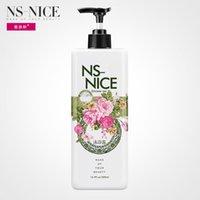 Wholesale NS NICE Shower Gel Body Wash Pomegranate Fruit Essence Scented Moisturizing Bubbly Fragrance Long Lasting Fragrance Type