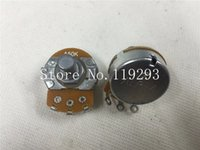 ai guitar - BELLA ALPHA Ai game Huadian guitar potentiometer single joint RV24AF A50K R