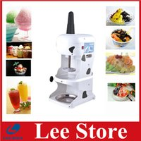 Wholesale Hot sale Electric ice crusher taiwanese ice snow machine ice snow maker by DHL