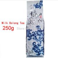 al por mayor sabor verde-2016 China 250 gramos del té del oolong de la montaña de Jin Xuan Taiwán del sabor de la leche, salud verde que adelgaza + ENVÍO LIBRE