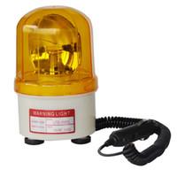 Wholesale LTD L DC12 V Car Truck Vehicle Magnetic Warning Flash Beacon Strobe Emergency Car Warning Light Amber
